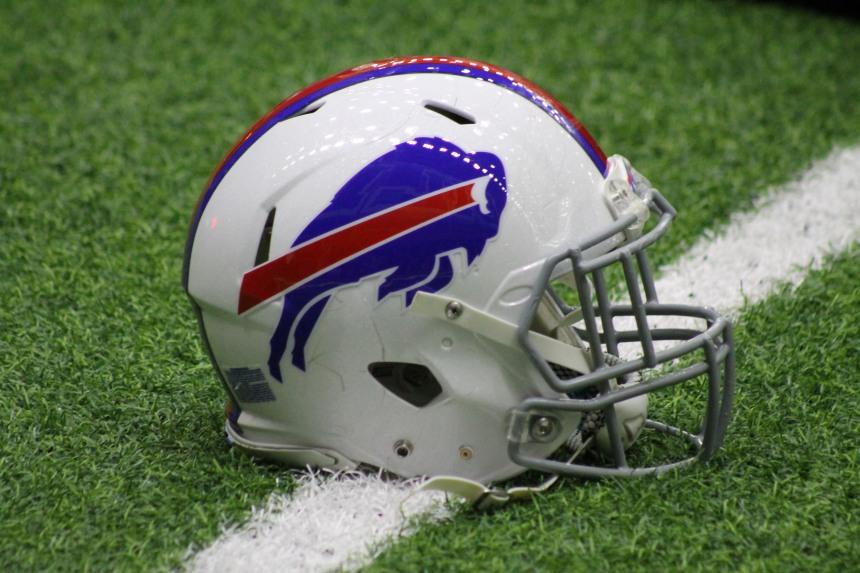 Bills helmet